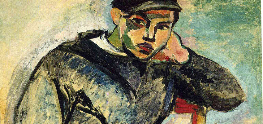Henri Matisse, Young Sailor I, 1906.