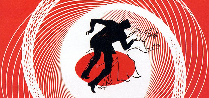 Saul Bass, Vertigo, 1958.