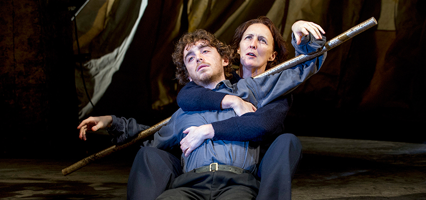 Fiona Shaw and Daniel Hay Gordon, The Rime of the Ancient Mariner